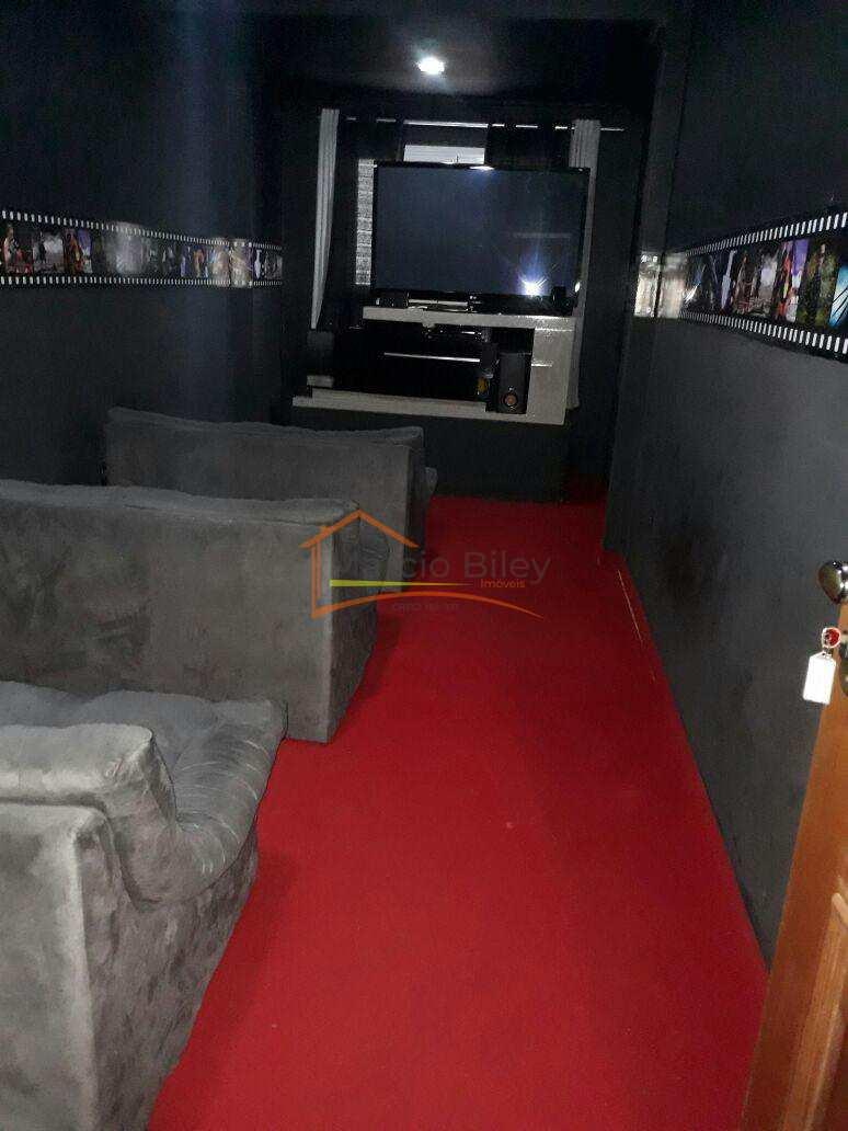 Apto 2 dormitórios sendo uma suíte com lazer completo na Guilhermina!