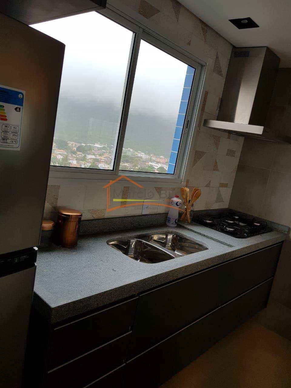 Apto 2 dormitórios no Canto do Forte, com 2 vagas PRIVATIVA!