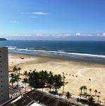 Apt 3 dormitórios, sendo um suíte, lazer completo 50 metros da praia!!!