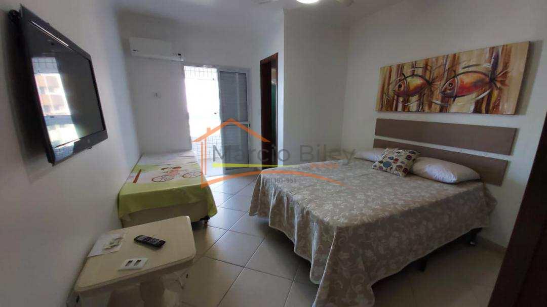 Apartamento 3 suítes  mobiliado frente pro mar porteira fechada  820 mil