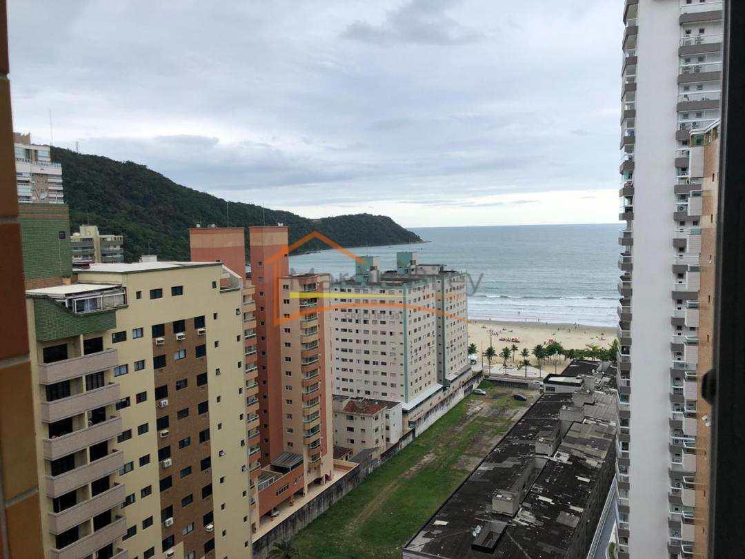 Apartamento de 1 dormitórios no canto do forte.