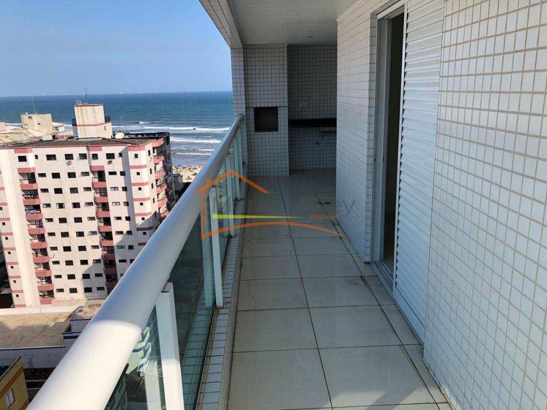 Apartamento de 3 dormitórios sendo 1 suíte, linda vista para o mar