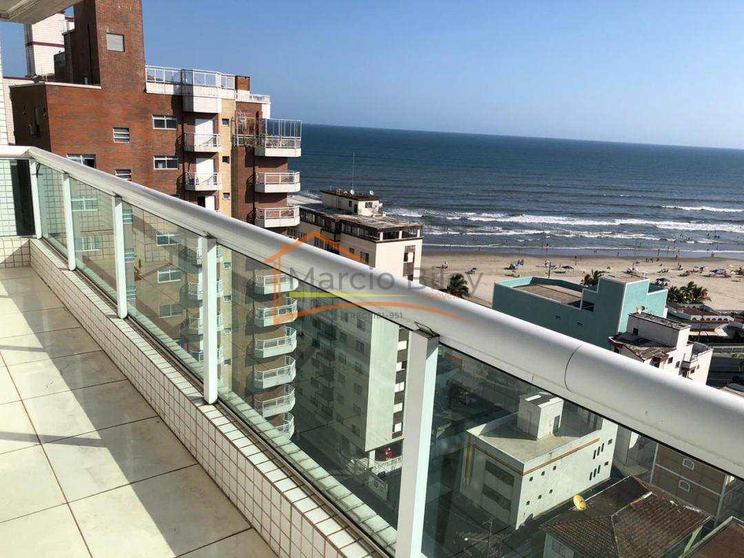 Apartamento de 3 dormitórios sendo 1 suíte, vista para o mar