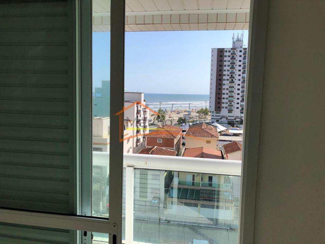 Apartamento de 2 dormitórios sendo 1 suíte, vista para o mar