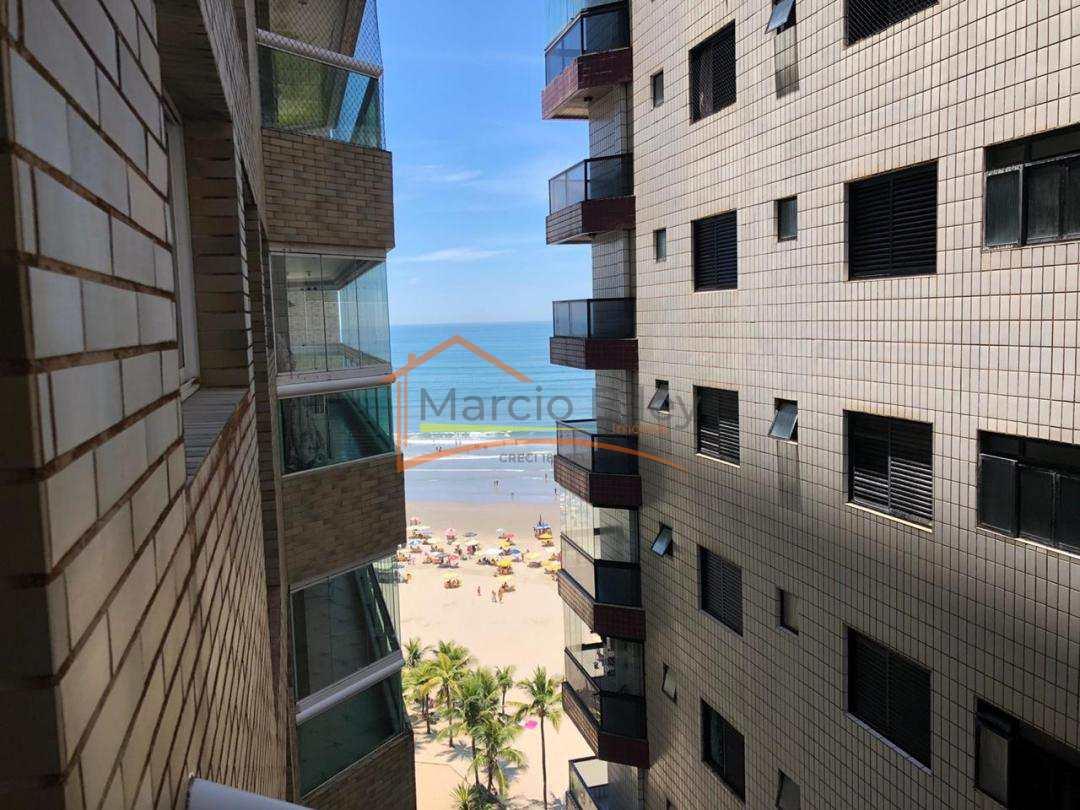 Lindo apartamento de 2 dormitórios sendo 1 suíte, vista para o mar