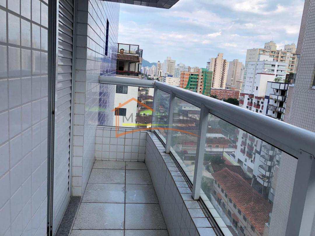 Apartamento 2 dormitórios com vista mar no bairro tupi