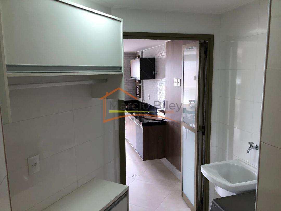 Apartamento de 3 dormitórios sendo 2 suítes todo mobiliado
