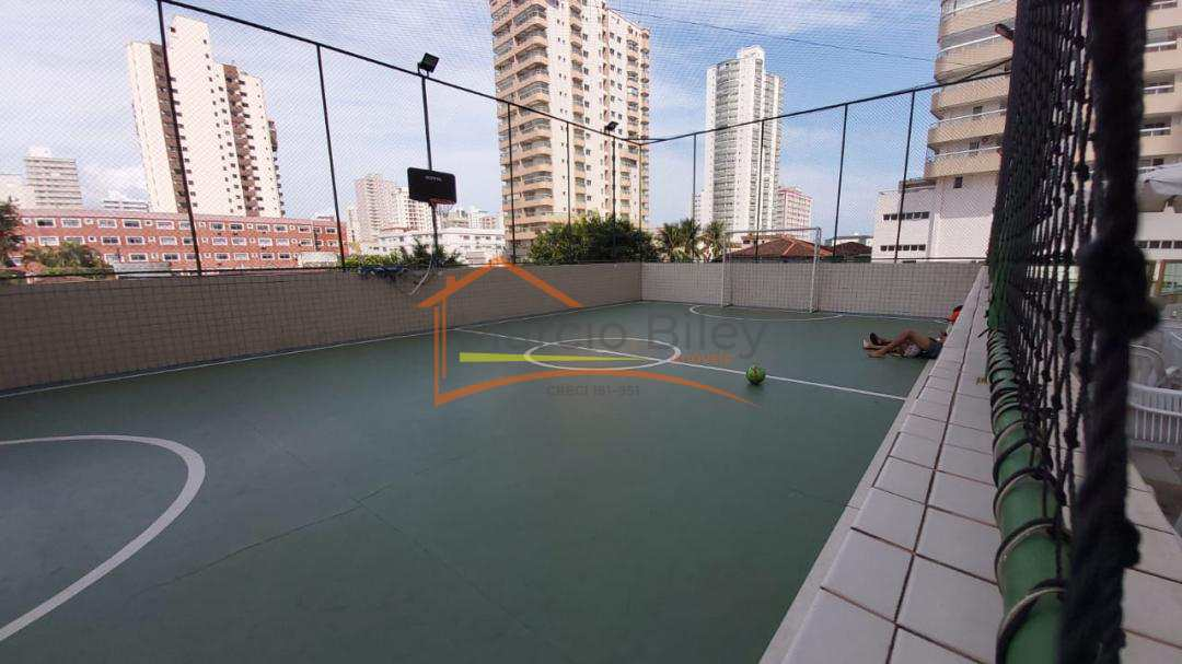 Apartamento com 3 dorms, Tupi, Praia Grande - R$ 430 mil, Cod: 389