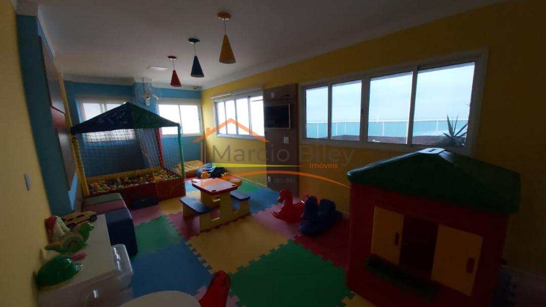 Apartamento 4 dormitórios sendo 3 suítes linda vista para o mar