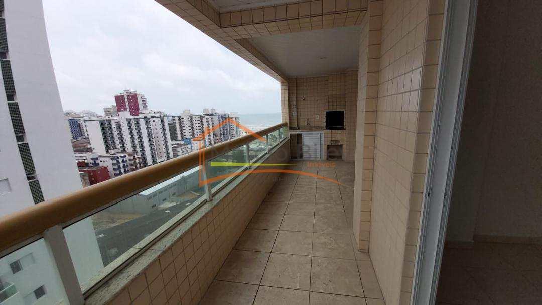 Apartamento 2 dormitórios sendo 1 suíte linda vista para o mar