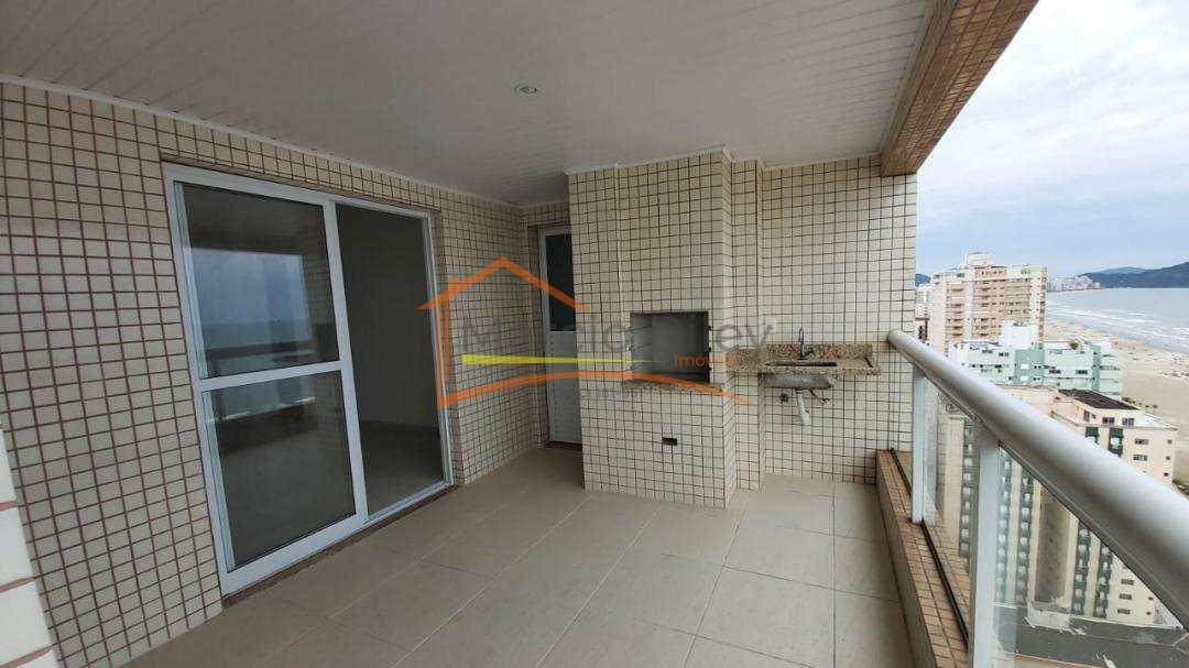Apartamento de 4 dormitórios sendo 3 suítes. Linda vista para o mar
