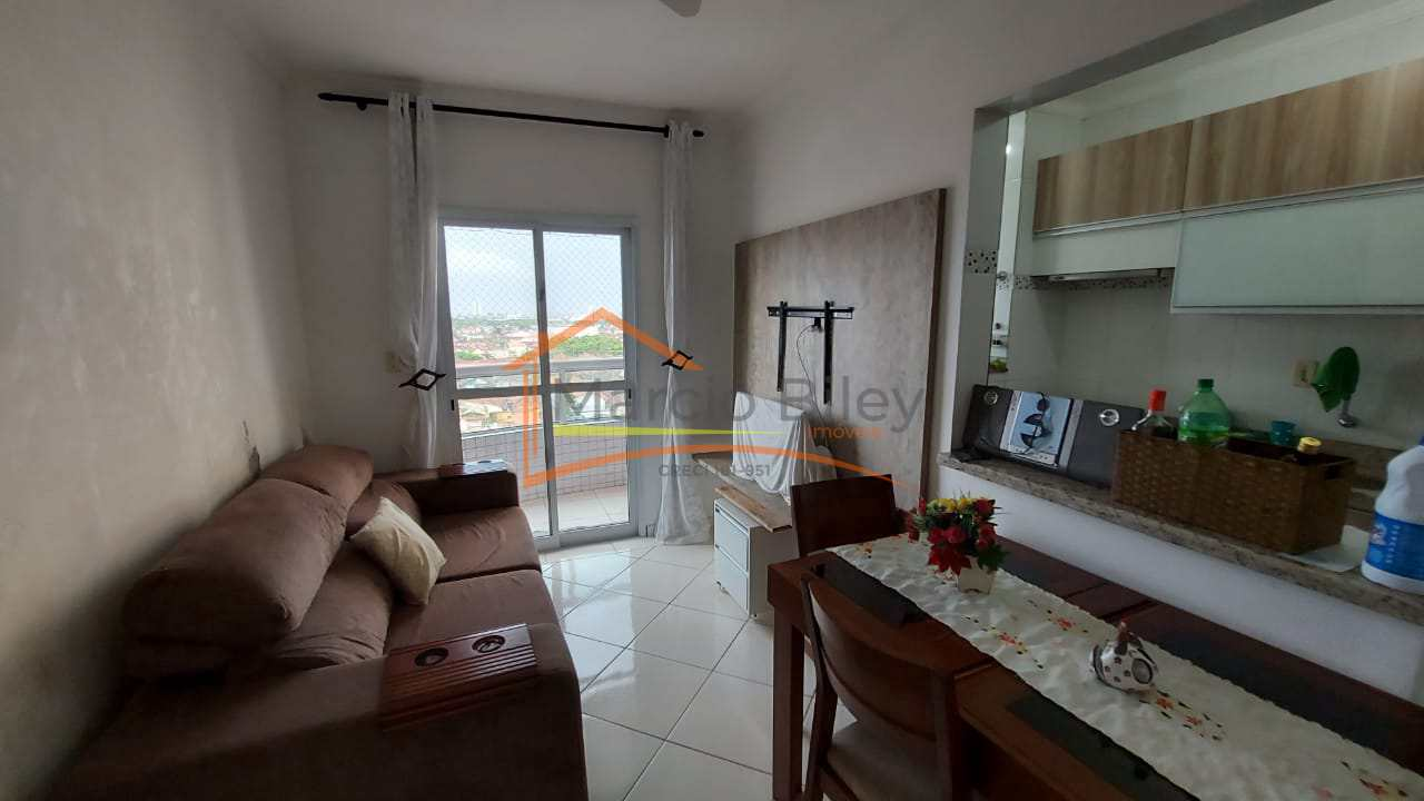 Apartamento com 1 dorm, Caiçara, Praia Grande, Cod: 657