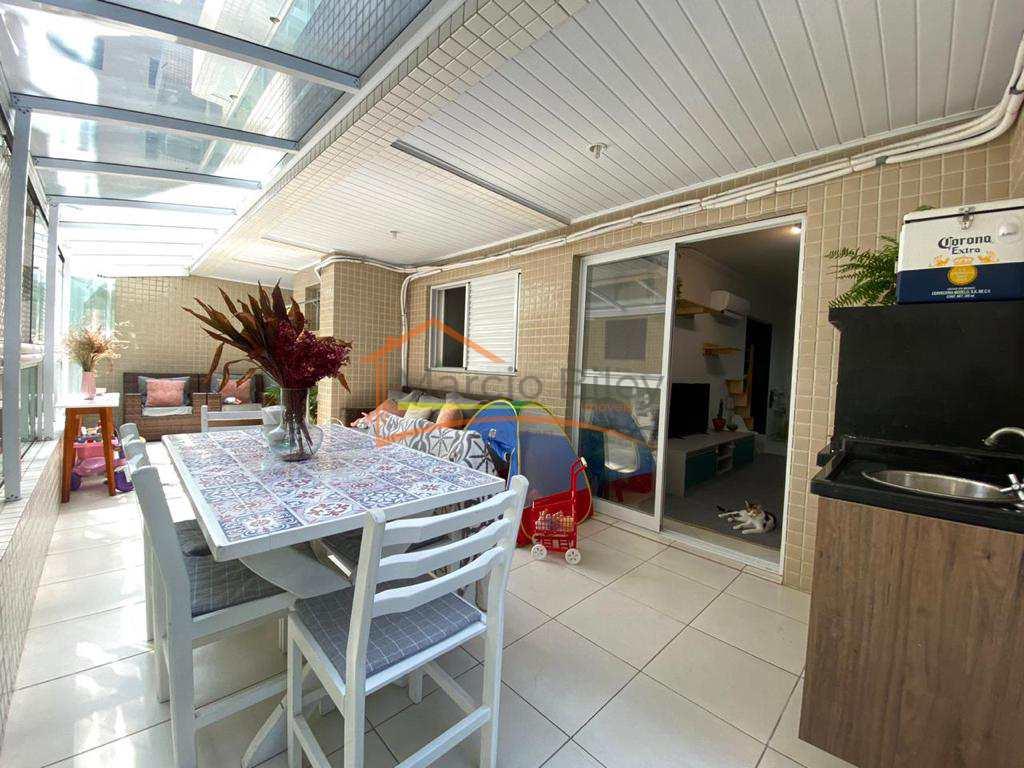 Apartamento com 1 dorm, Canto do Forte, Praia Grande - R$ 590 mil, Cod: 665
