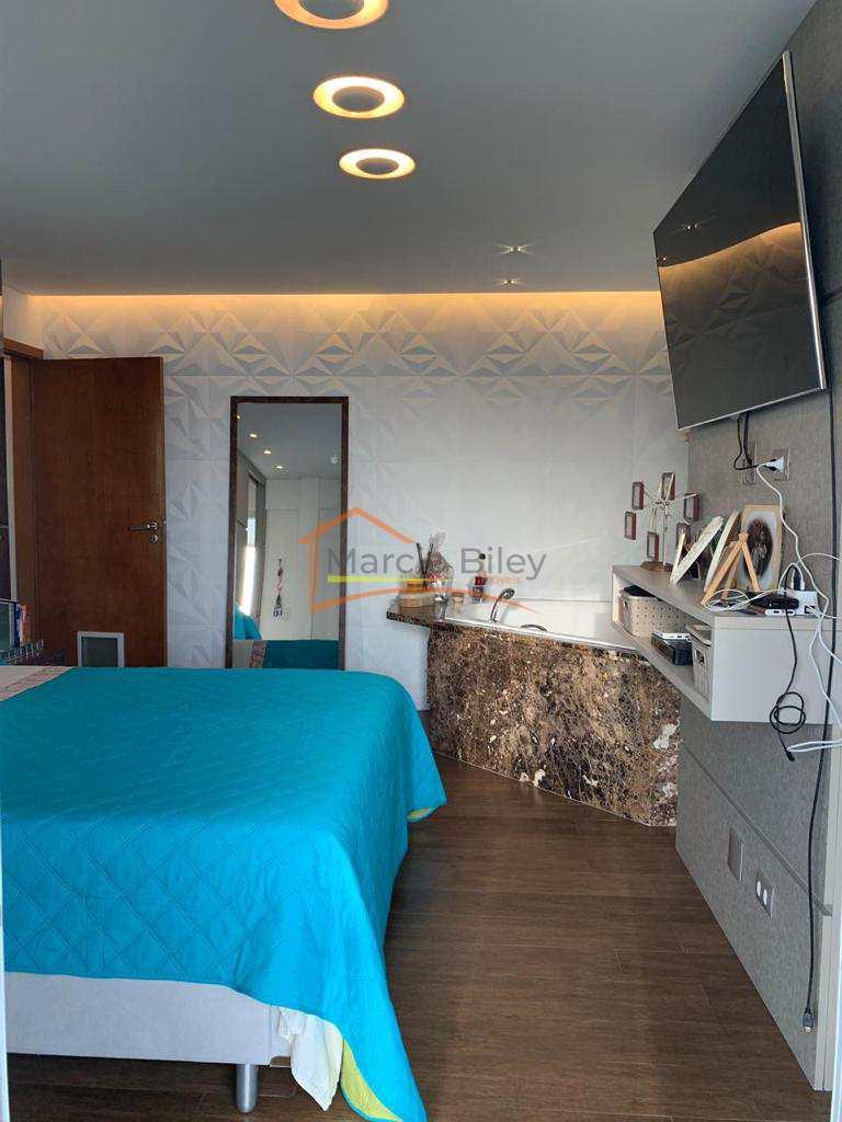 Apartamento com 3 suítes, Aviação, Praia Grande, Cod: 678