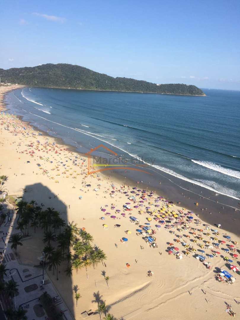 Apartamento com 2 dorms, Guilhermina, Praia Grande - R$ 660 mil, Cod: 682