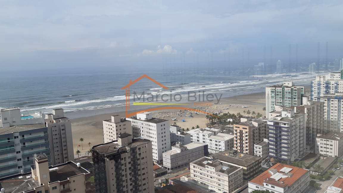 Apartamento com 3 dorms, Guilhermina, Praia Grande - R$ 990 mil, Cod: 694