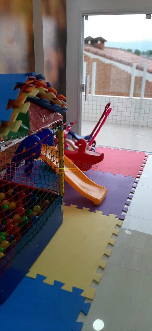 Apartamento com 2 dorms, Guilhermina, Praia Grande - R$ 330 mil, Cod: 732