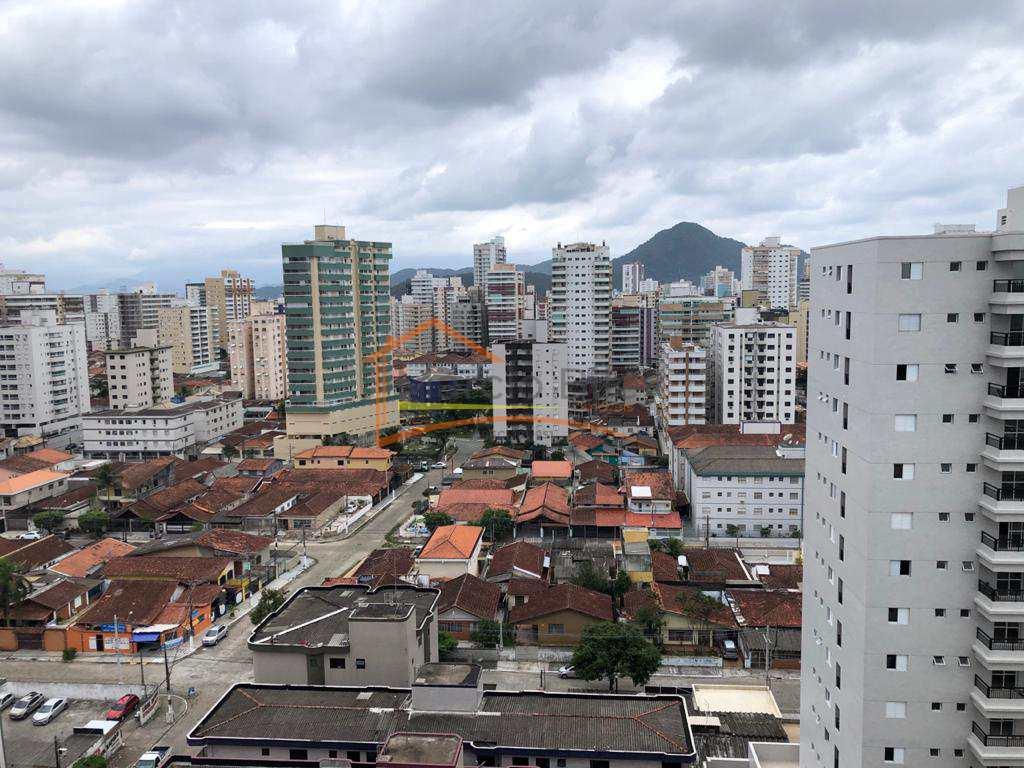 Apartamento com 2 dorms, Guilhermina, Praia Grande - R$ 450 mil, Cod: 738