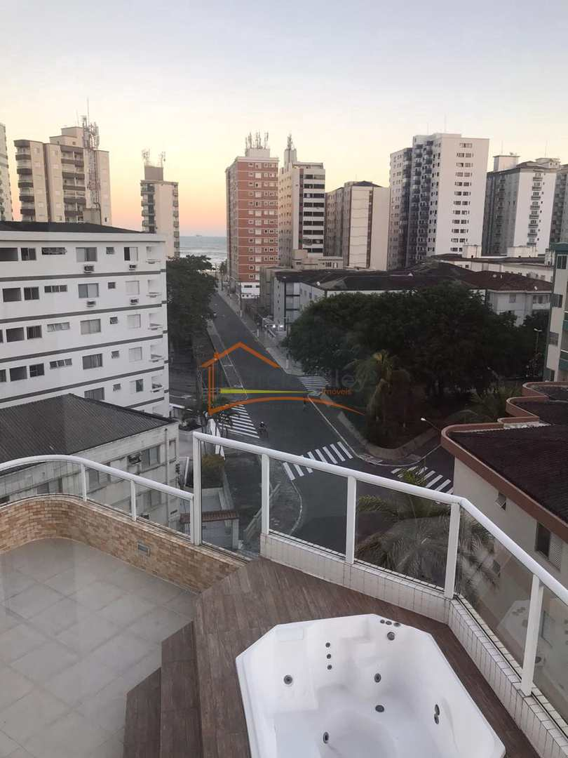 Apartamento com 3 dorms, Guilhermina, Praia Grande - R$ 750 mil, Cod: 745