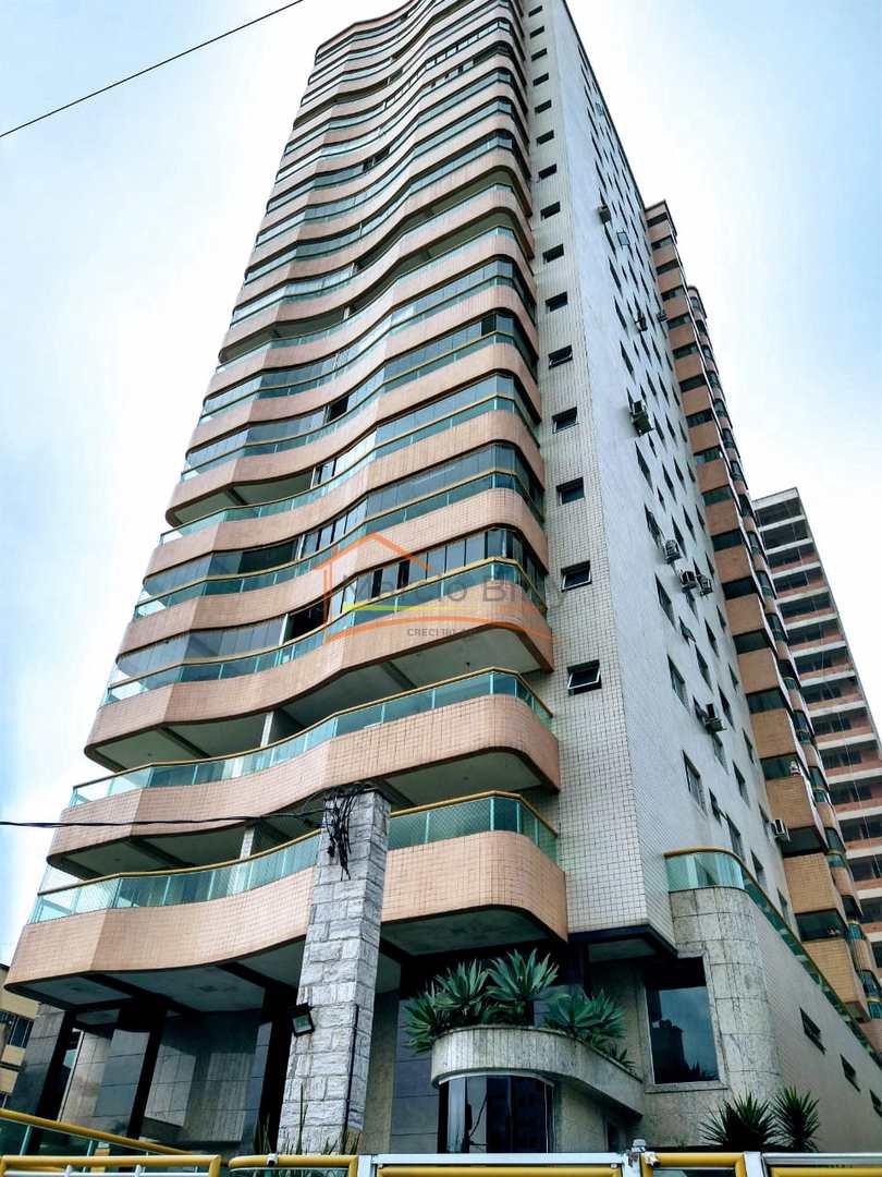 Apartamento com 3 dorms, Aviação, Praia Grande - R$ 410 mil, Cod: 757