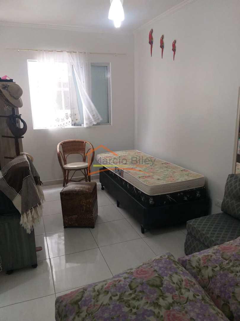 Apartamento com 1 dorm, Guilhermina, Praia Grande - R$ 200 mil, Cod: 768