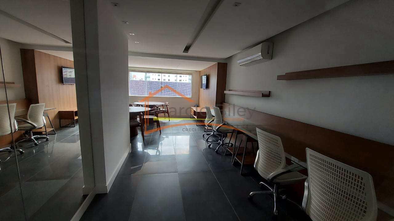 Apartamento com 3 dorms, Guilhermina, Praia Grande - R$ 850 mil, Cod: 774