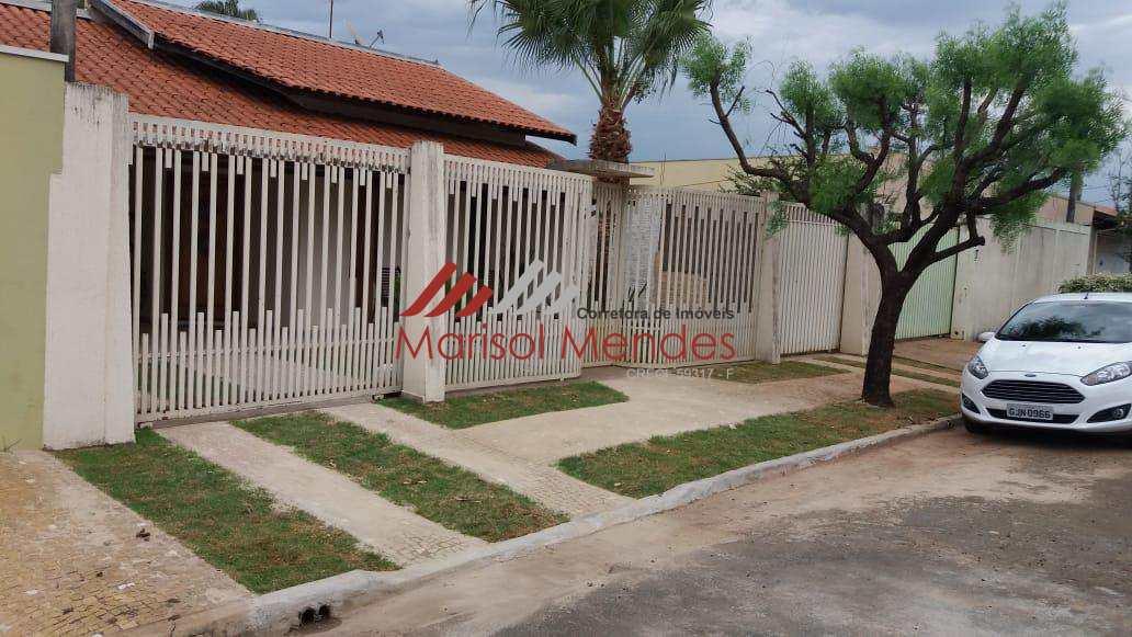 Casa com 3 dorms, Cidade Jardim, Leme - R$ 450.000,00