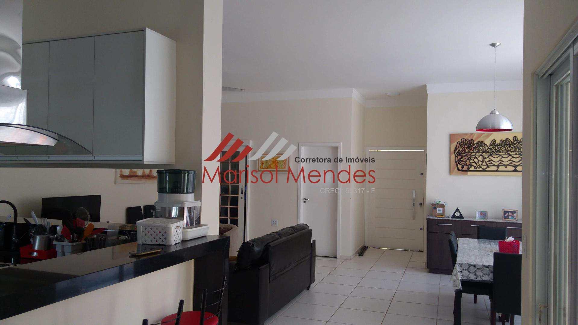 Casa com 3 suítes, Vila Santa Terezinha, Pirassununga - cod 42