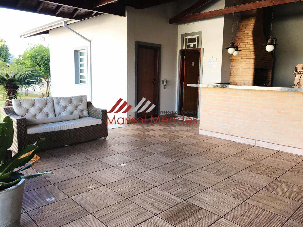 Casa de Condomínio com 3 dorms, Las Palmas - Porto Ferreira