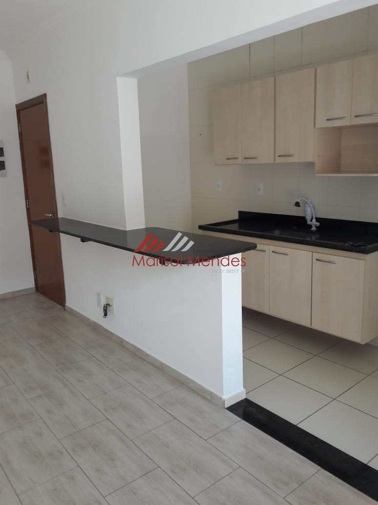 Apartamento com 2 dorms, Centro, Pirassununga - R$ 260 mil, Cod: 57