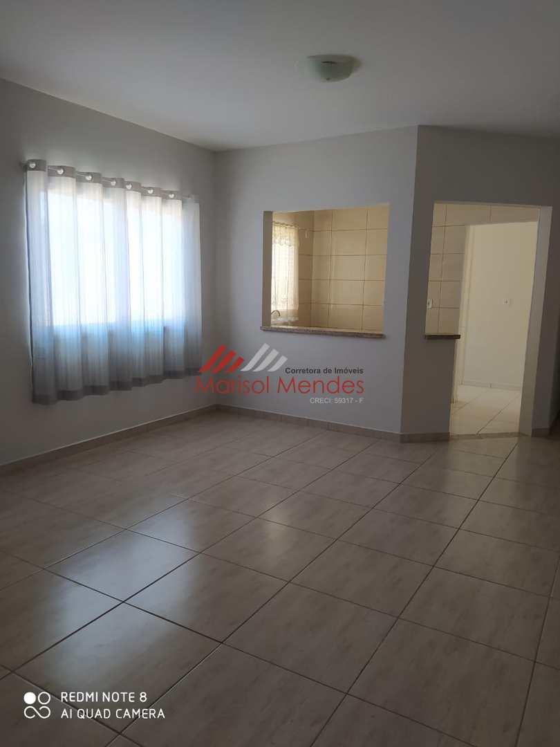 Apartamento com 2 dorms, Jardim Rosim, Pirassununga, Cod: 108
