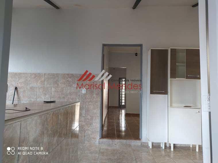 Casa com 2 dorms, Centro, Pirassununga, Cod: 136