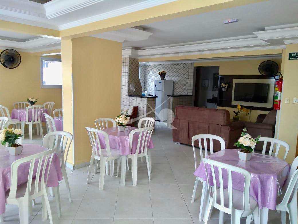 Apartamento com 3 dorms, Aviação, Praia Grande - R$ 360 mil, Cod: 3067