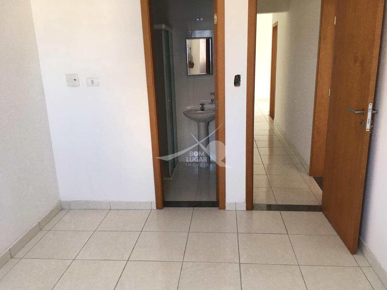 Apartamento com 3 dorms, Aviação, Praia Grande - R$ 430 mil, Cod: 3090
