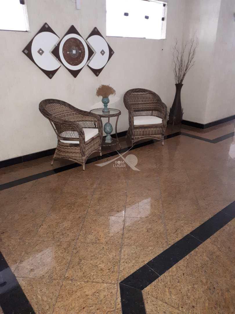 Apartamento com 2 dorms, Guilhermina, Praia Grande - R$ 300 mil, Cod: 3582