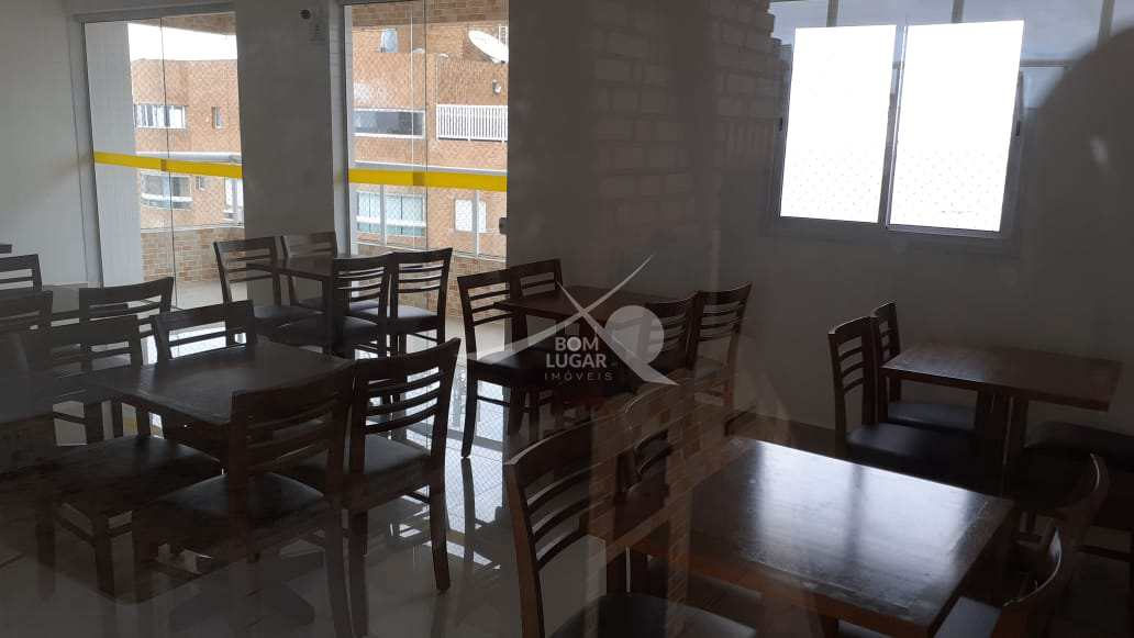Apartamento com 3 dorms, Ocian, Praia Grande - R$ 420 mil, Cod: 3801