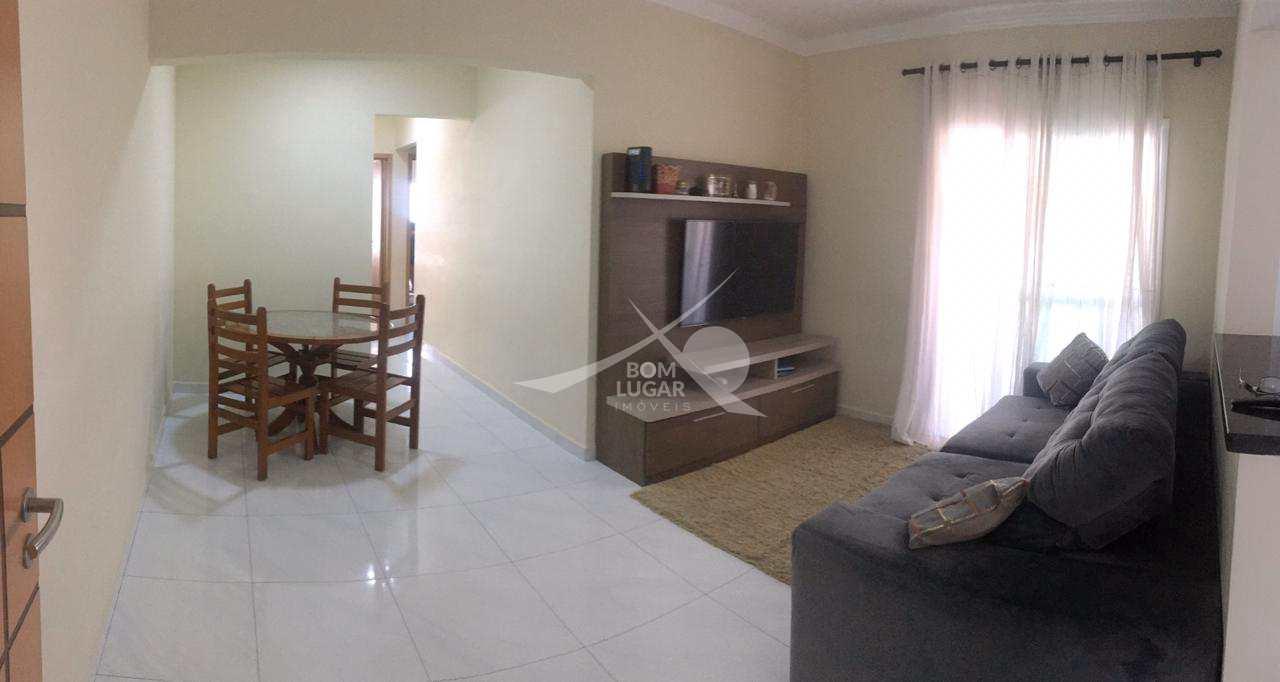 Apartamento com 3 dorms, Aviação, Praia Grande - R$ 500 mil, Cod: 4102