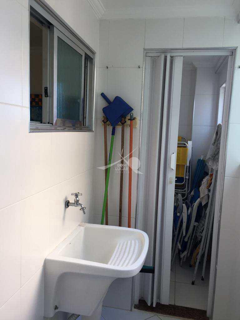 Apartamento com 3 dorms, Aviação, Praia Grande - R$ 350 mil, Cod: 4227