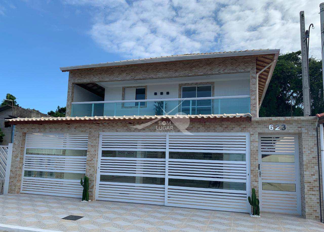 Casa de Condomínio em Praia Grande, Melvi