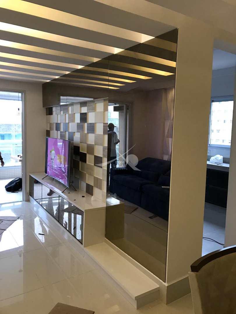 Apartamento com 3 dorms, Canto do Forte, Praia Grande - R$ 1.29 mi, Cod: 4775