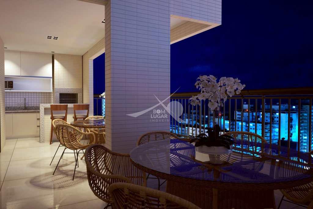 Apartamento com 2 dorms, Aviação, Praia Grande - R$ 260 mil, Cod: 4785
