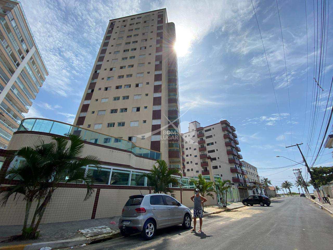 Apartamento em Praia Grande, Caiçara