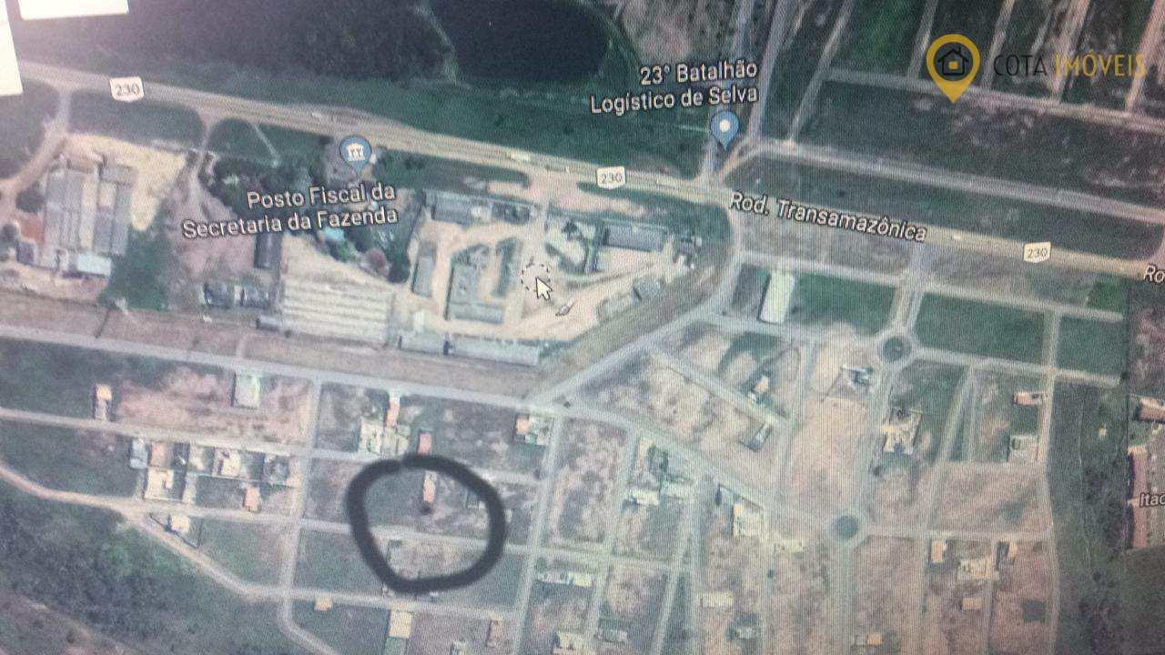 Terreno de 300m² Delta Park I, Nova Marabá, Marabá, Cod: 93