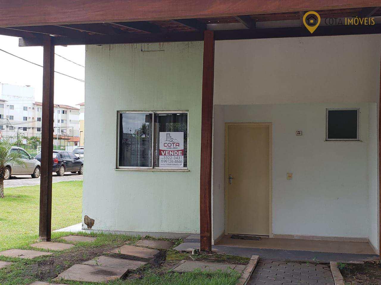 Casa de Condomínio com 3 dorms, Nova Marabá, Marabá - R$ 270 mil, Cod: 107