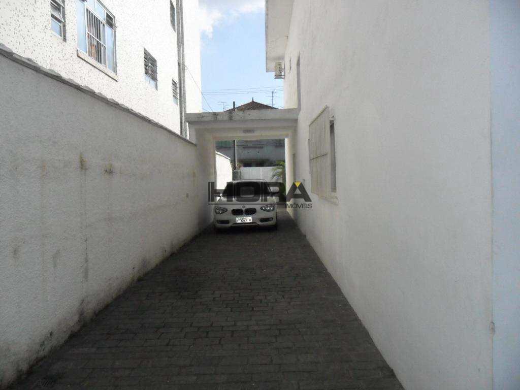 Casa com 4 dorms, Boqueirão, Santos - R$ 3.4 mi, Cod: 121