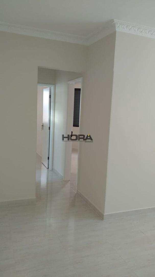 Apartamento com 2 dorms, Embaré, Santos - R$ 270 mil, Cod: 190