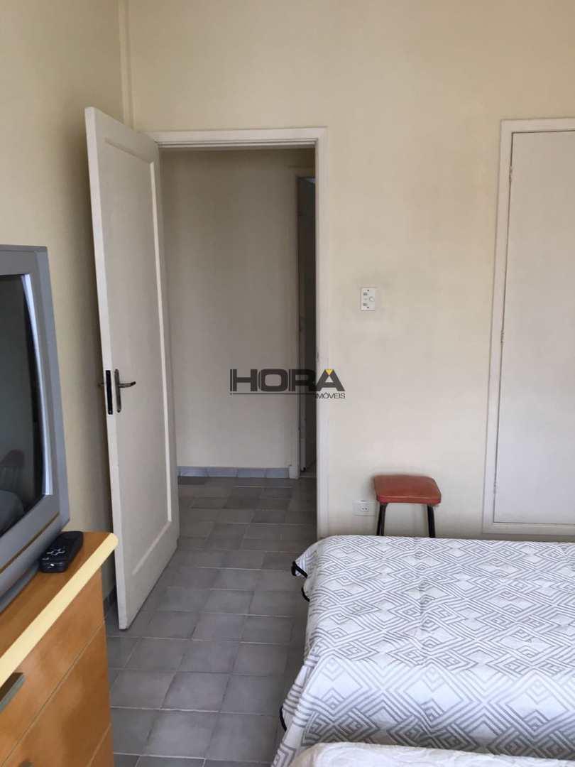 Apartamento com 2 dorms, Gonzaga, Santos - R$ 400 mil, Cod: 245