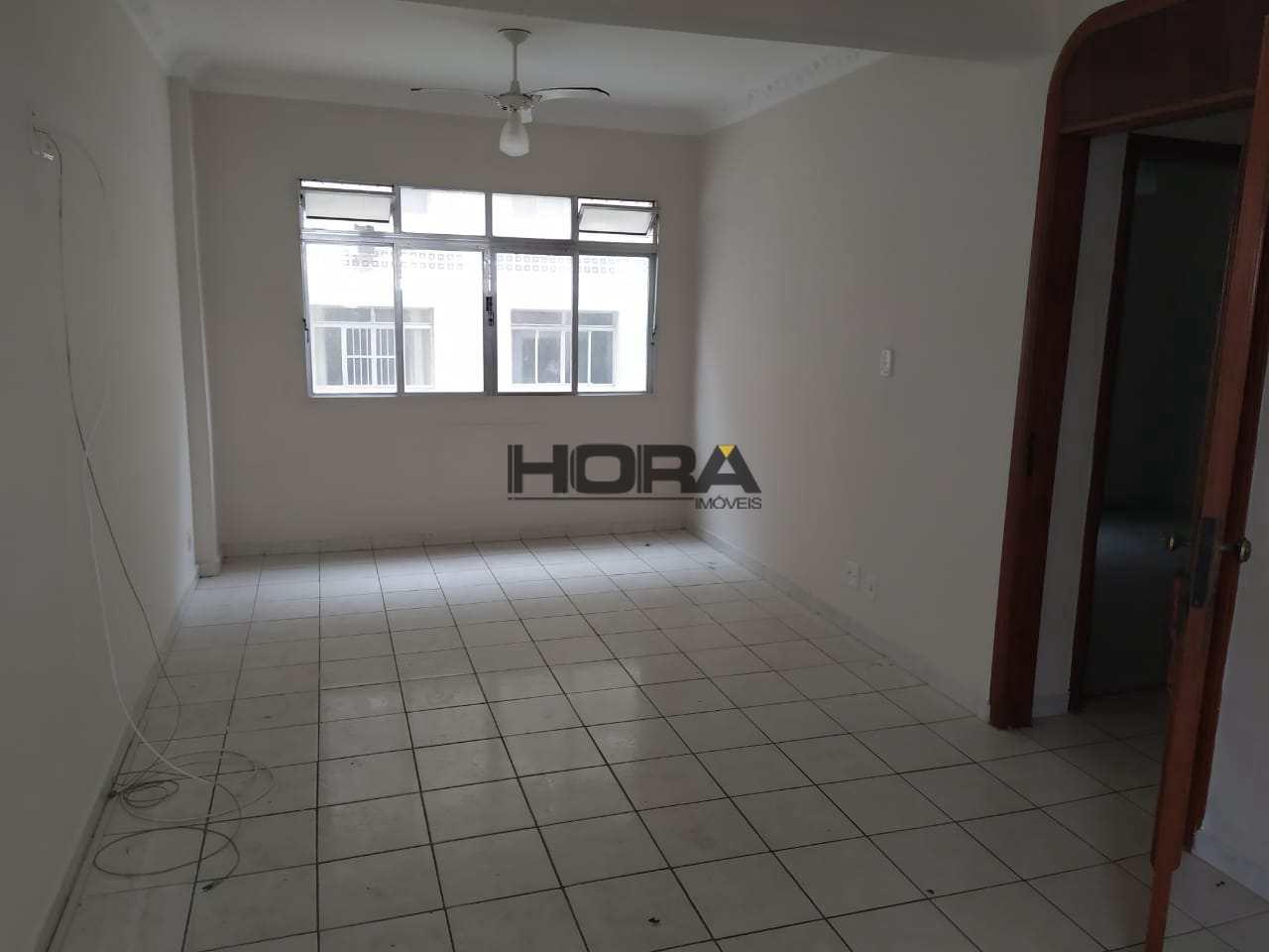Apartamento com 1 dorm, Gonzaga, Santos - R$ 300 mil, Cod: 266