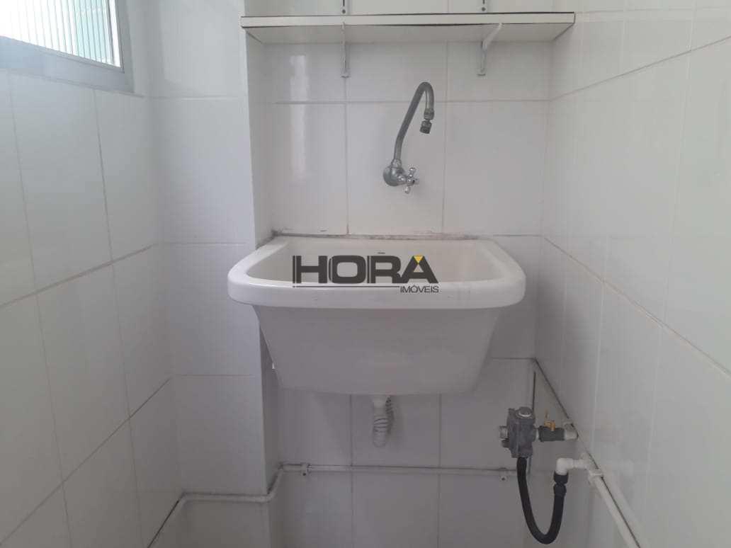 Apartamento com 1 dorm, José Menino, Santos - R$ 280 mil, Cod: 274