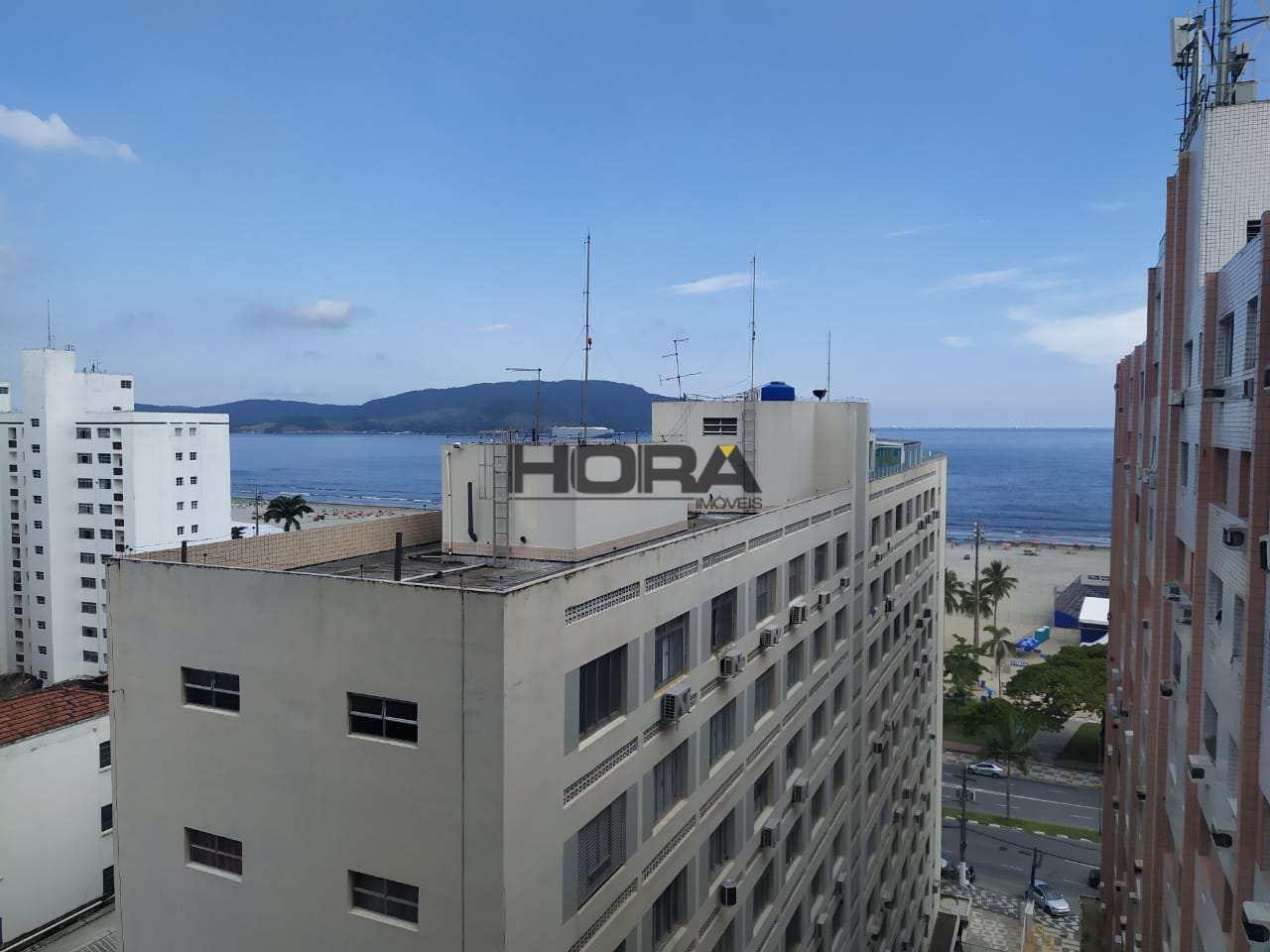 Apartamento com 1 dorm, Gonzaga, Santos, Cod: 279